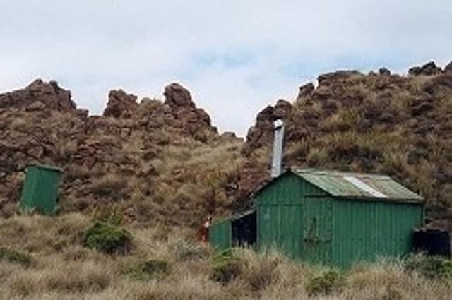 Dun Mountain Hut