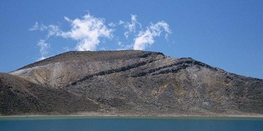 Blue Lake, Mount Tongariro