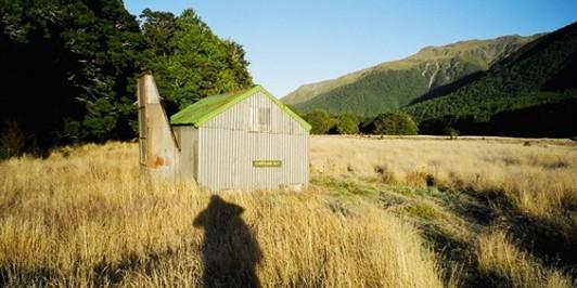 No. 3 hut - Harpers Pass