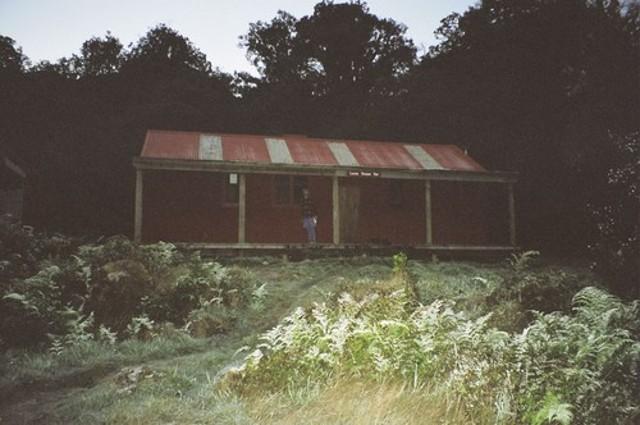 Locke Stream Hut