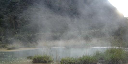 Welcome Flat hot pool