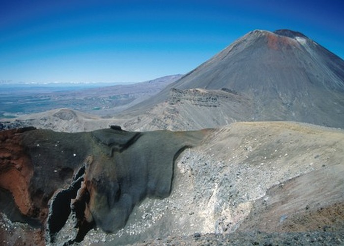 Ngauruhoe and Red Crater