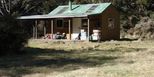 Upper whirinaki Hut