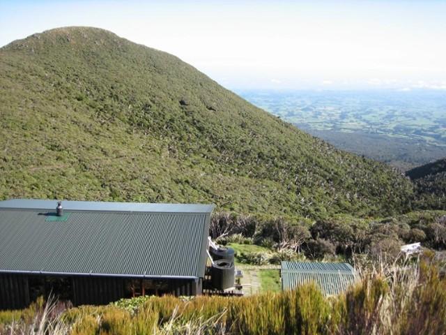 Pouakai Hut