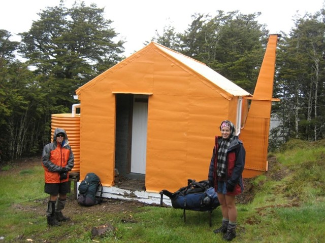 Mangaturutu Hut