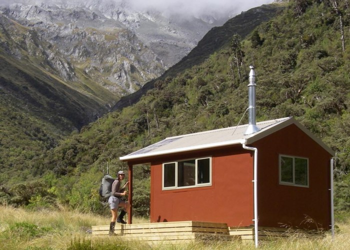 Top Crawford Hut