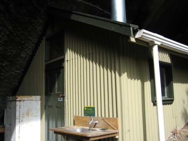 Upper Gridiron Hut