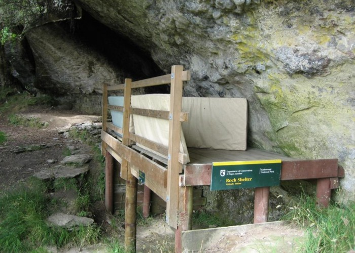 Dry Rock Shelter