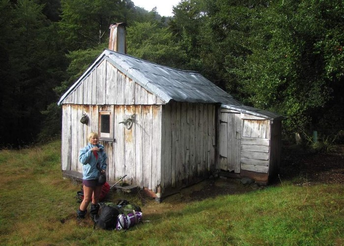 Cecil King Historic Hut