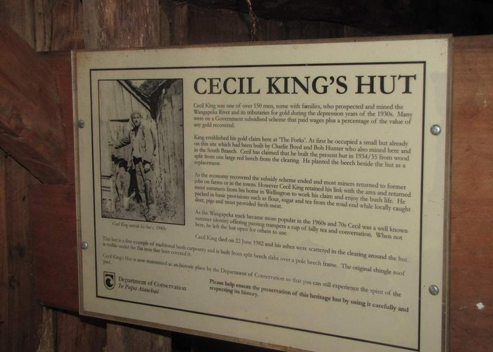 The Cecil King Story