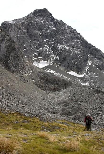 Travers Pass