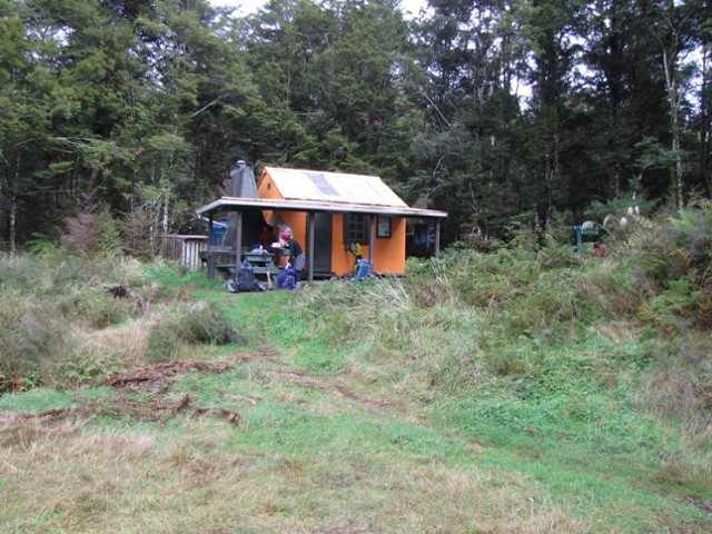 Rogers (Te Wairoa) Hut