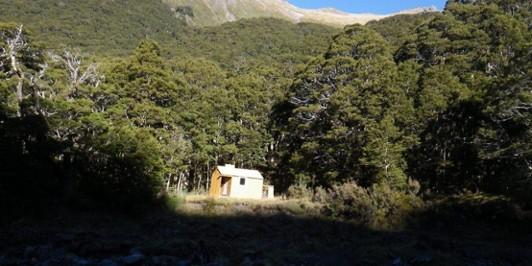 Spence Hut