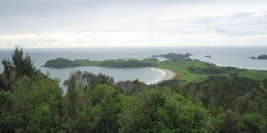 Mimiwhangata Bay