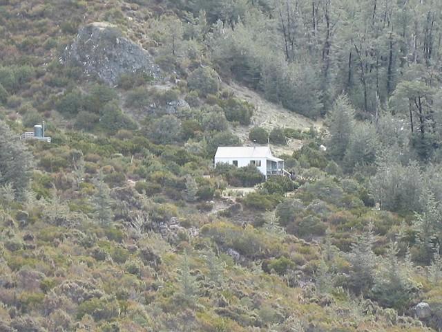 Pinnacles hut