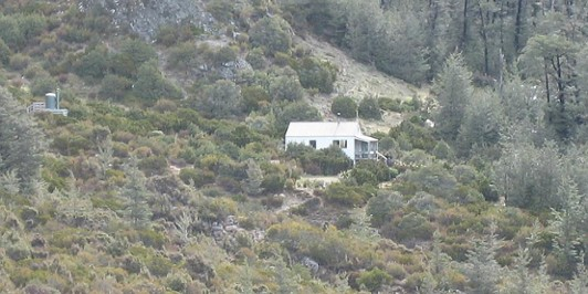 Pinnacles hut