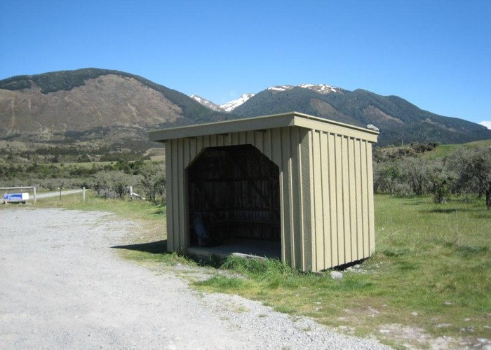 Windy Point Shelter