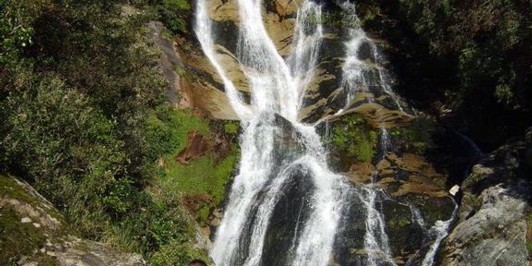 Carew Falls  June 2011