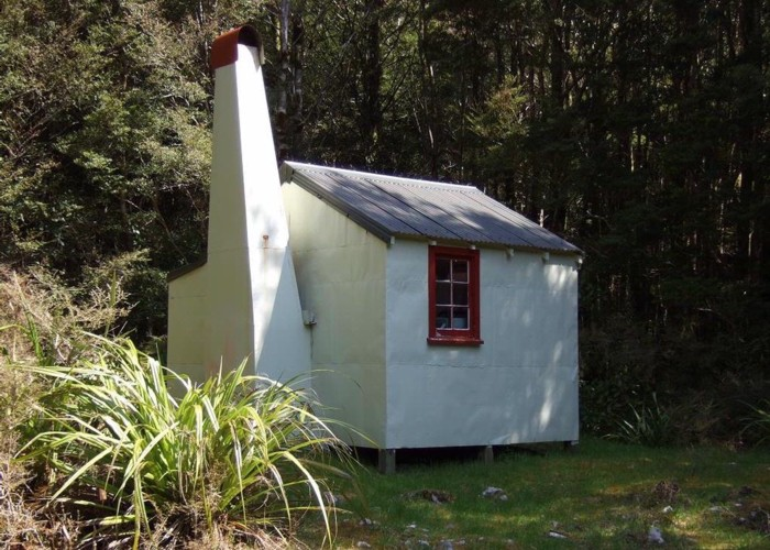 Kakapo hut  Oct 2010
