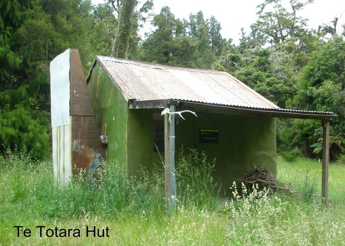 Te Totara Hut