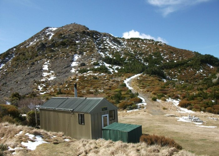 Mt Fyffe Hut (Sep 2011)