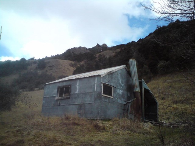 Junction Hut (Timaru Creek)