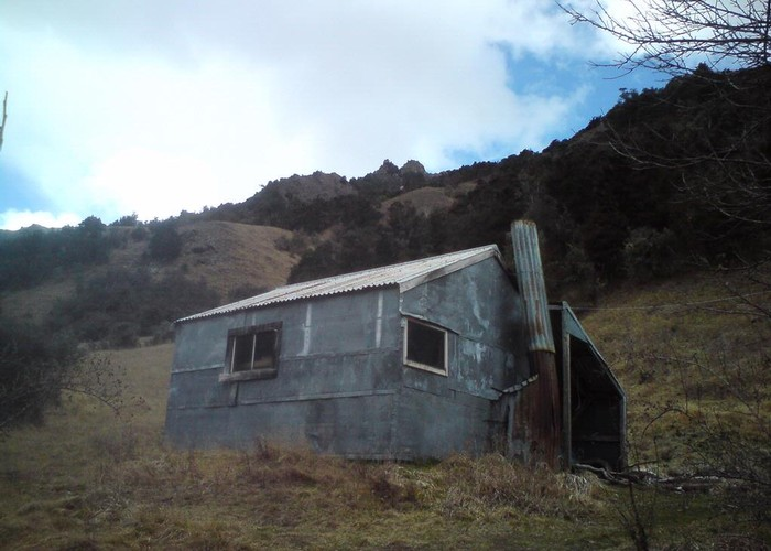 Junction Hut (Timaru Creek)