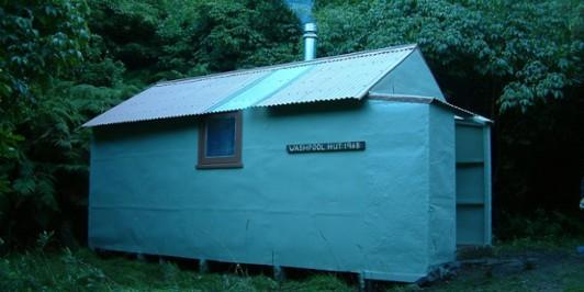 Washpool Hut,Aorangi FP