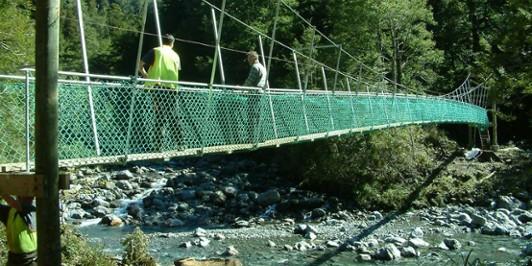 Mitre Flats Bridge