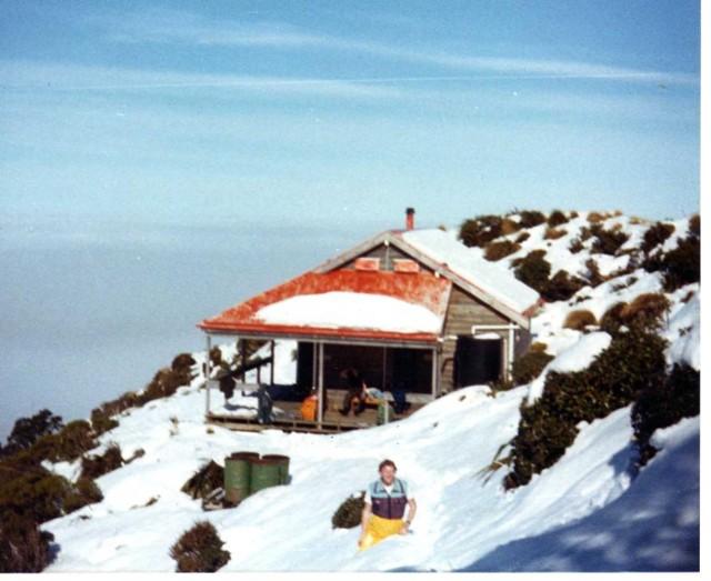 Powell hut (2nd)