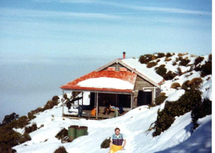 Powell hut (2nd)