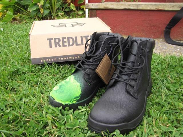 Maritime NZ issue rock hopping boots