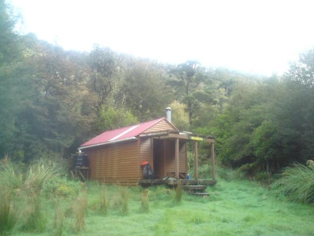 Ngamoko Hut