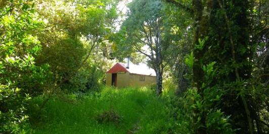Te Ekaou Hut