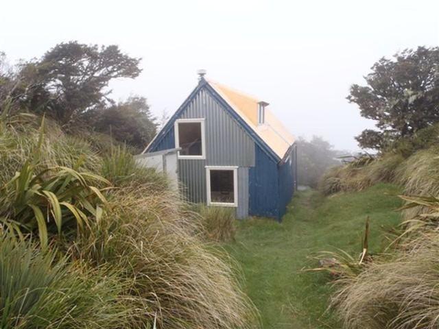 Howletts Hut