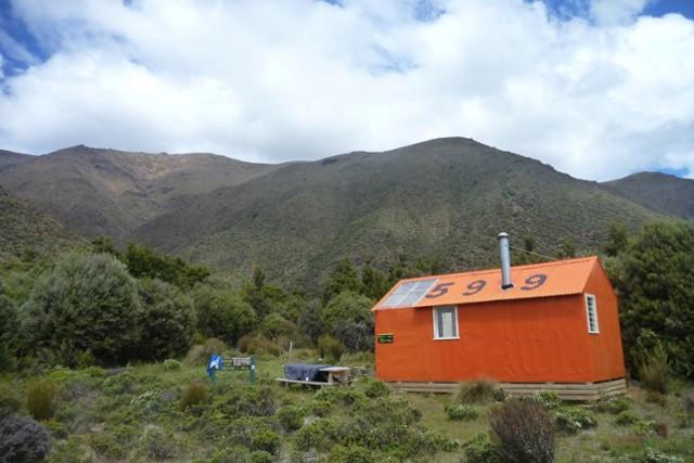 New Porters Creek Hut