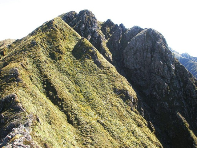 Waiohine Pinnacles