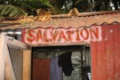 Salvation Hut