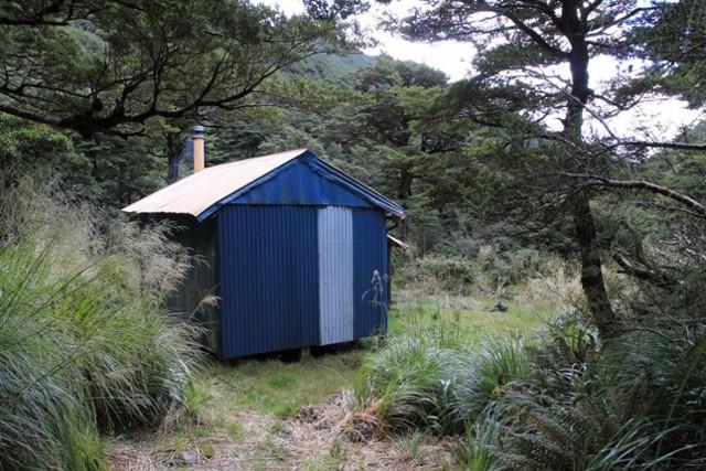Waikamaka Hut 2012