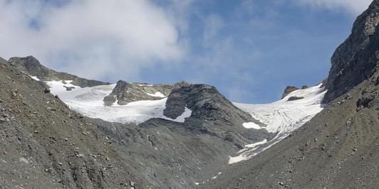 Wee MacGregor Glacier