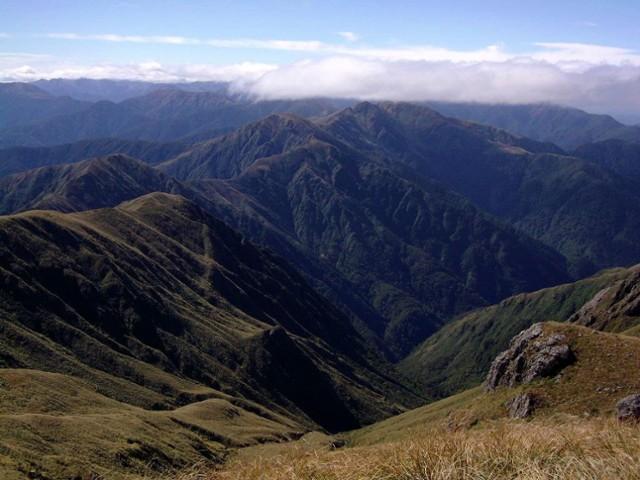 Tararua Range