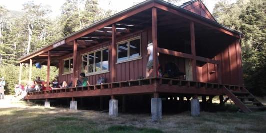 Hamilton Hut