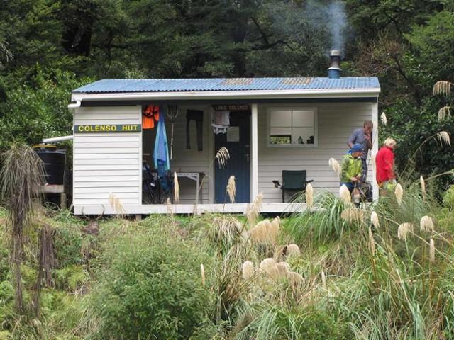 Colenso Hut