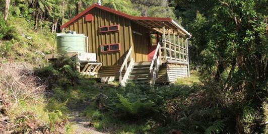 South Ohau Hut