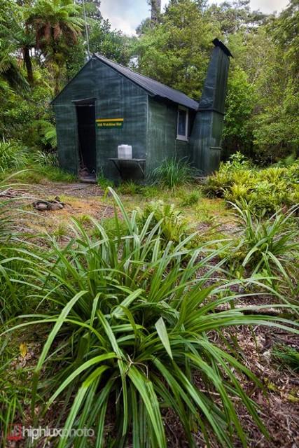 Mid Waohine Hut