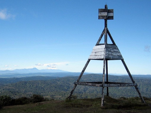 Mt Pureora