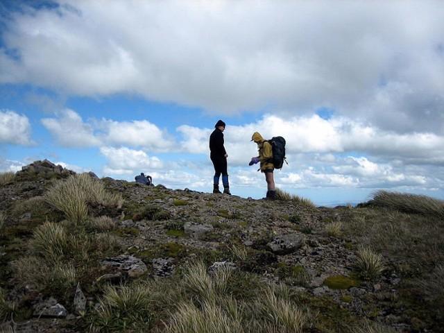 Broken Ridge, Ruahine