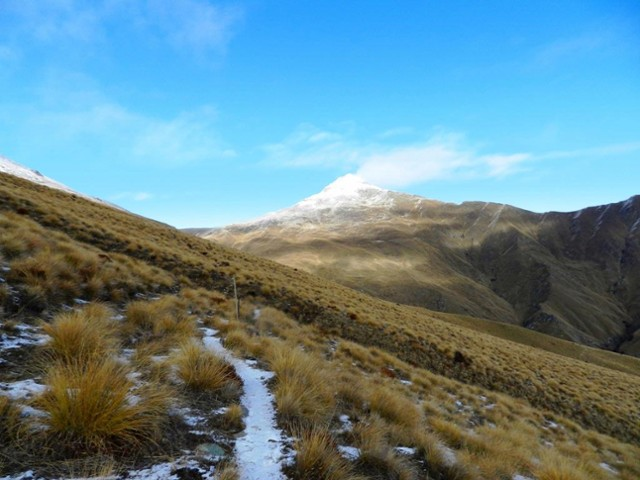Winter in Otago - Ben Lomond