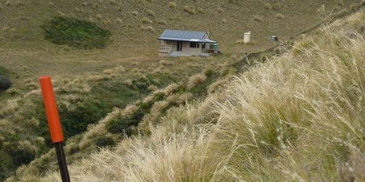 Fern Burn Hut