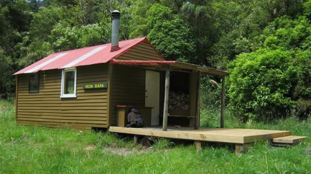 Iron Bark Hut